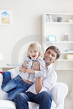 Dad And Son Stock Photos - Image: 16156323