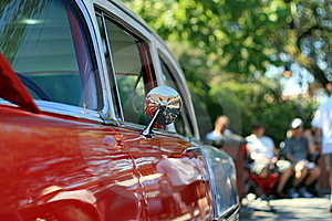 Restored Car Royalty Free Stock Images - Image: 16156929