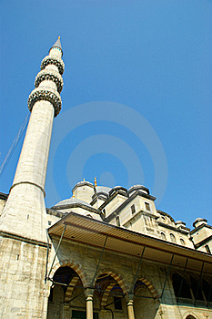 Eminonu Mosque Stock Photo - Image: 16157910