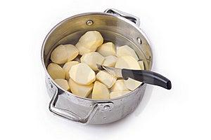 Casserole With Potatoes Stock Image - Image: 16159521