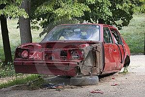 Car Wreck Stock Photography - Image: 16159652
