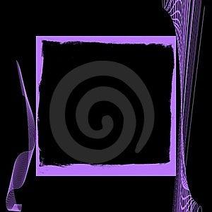 Purple Violet Black Background Royalty Free Stock Photos - Image: 16163628