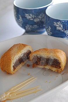Beef Moon Cake Stock Photography - Image: 16163782