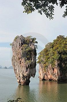 Phang Nga - James Bond Island Stock Photos - Image: 16164573