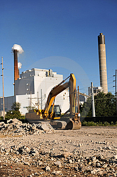 Industrial Site Stock Photography - Image: 16164822