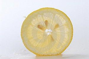 Lemon Isolated On White Royalty Free Stock Image - Image: 16169016