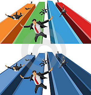 Business People Royalty Free Stock Photos - Image: 16169818