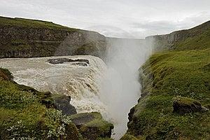 Gullfoss Waterfall, Iceland. Stock Photos - Image: 16171023