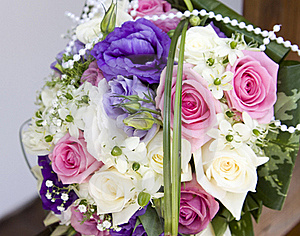 Wedding Bouquet Stock Image - Image: 16171221