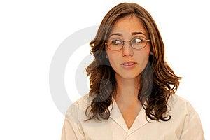 Beautiful Young Doctor Woman Stock Photos - Image: 16175313