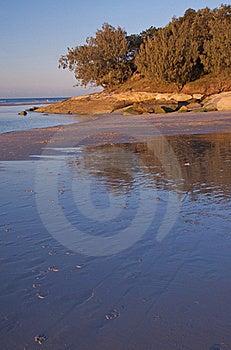 Costa Australiana Fotos de archivo - Imagen: 16176103