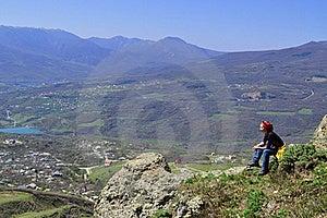 Mountaineering Stock Photo - Image: 16176170