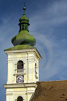 Sibiu Plaza Stock Images - Image: 16177284