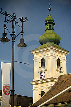 Sibiu, My Love Royalty Free Stock Image - Image: 16177316