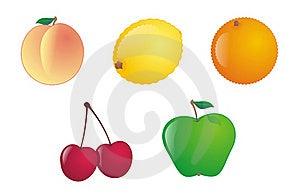 Fruit Set Stock Images - Image: 16177414