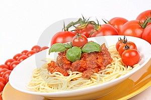 Spaghetti Bolognese Stock Photos - Image: 16178023