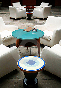 Cafe Interior Royalty Free Stock Photography - Image: 16181097