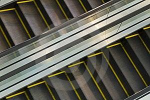 Escalator Royalty Free Stock Image - Image: 16181156