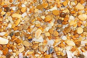 Sea Stones Royalty Free Stock Photos - Image: 16181638