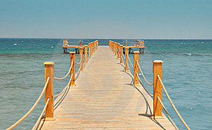 Wooden Jetty Stock Photos - Image: 16182653