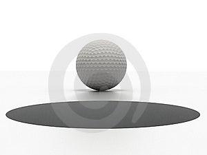Golf Ball Royalty Free Stock Photos - Image: 16183998