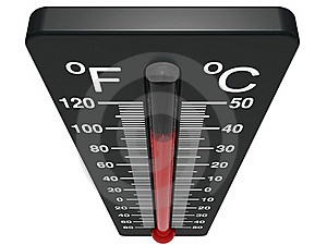 Spirit The Thermometer Stock Photos - Image: 16186013