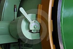 Valve Arm Stock Photography - Image: 16187082