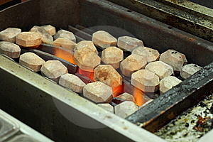 Grill Oven Stock Images - Image: 16188414