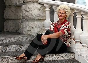 Vrouw Royalty-vrije Stock Foto's - Afbeelding: 16188488
