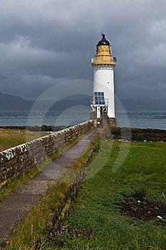 Lighthouse Royalty Free Stock Photo - Image: 16191605