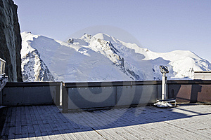 Mont-Blanc Royalty Free Stock Images - Image: 16193629