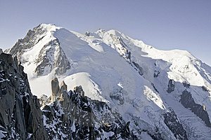Views Of Mont-Blanc Stock Photos - Image: 16193783