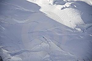 взгляды Mont Blanc Стоковые Фото - изображение: 16193903