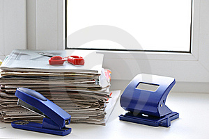 Office Working Place Stock Photography - Image: 16194462
