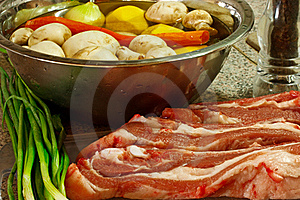 Raw Meat Stock Photo - Image: 16194770