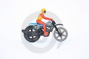 Toy Bike Royalty Free Stock Images - Image: 16195419