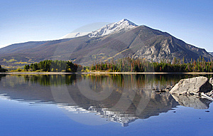 Swift Current Lake Royalty Free Stock Photography - Image: 16196457