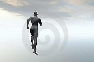 Man Heaven Stock Image - Image: 16198981