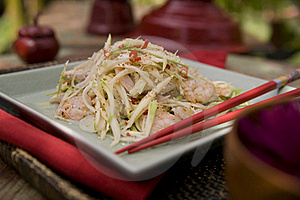 Thai Food Dishes Stock Photos - Image: 16199563