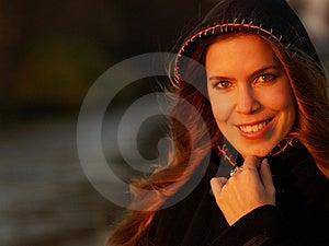 Beautiful Happy Girl Stock Photos - Image: 1624113