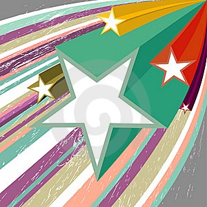 Star Background Royalty Free Stock Images - Image: 16206739