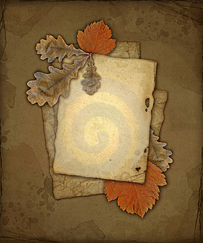 Autumn Background Royalty Free Stock Images - Image: 16214409