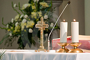 Altar Stock Photos - Image: 16216113