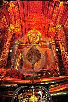 Wat Pha Nan Cheng 3 Royalty Free Stock Images - Image: 16217819
