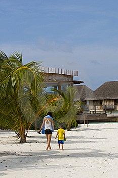 Child, Beach And Fun Royalty Free Stock Photo - Image: 16220415