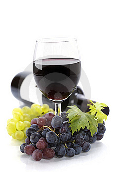 Red Wine Royalty Free Stock Image - Image: 16224816