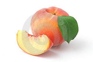 Juicy Peaches Stock Photos - Image: 16228113