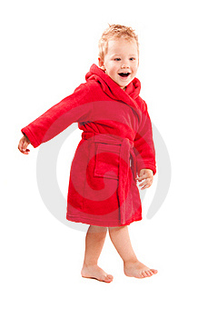 Surprised Small Boy Royalty Free Stock Photography - Image: 16228777
