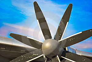 Propeller Royalty Free Stock Photo - Image: 16230755