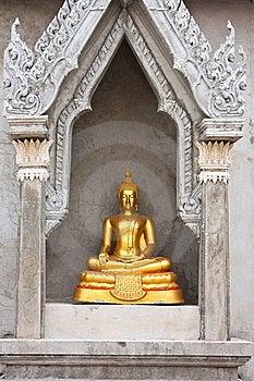Buddha In Thai Stock Photo - Image: 16232030